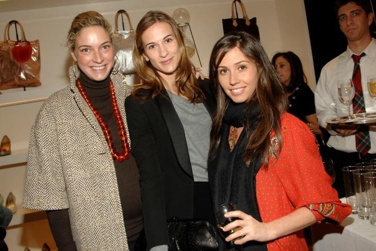 Veronica Swanson Beard, Alexandra Fritz, Liz Walker