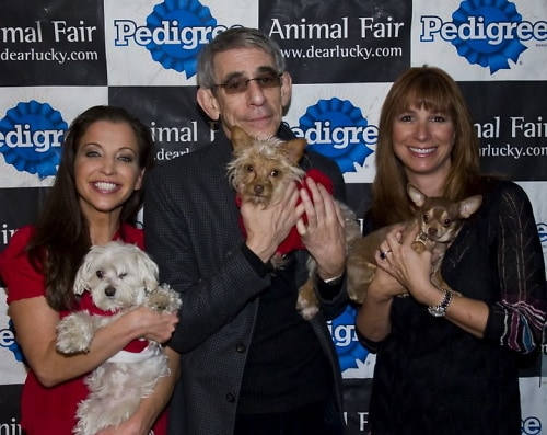 Wendy Diamond, Richard Belzer, Jill Zarin