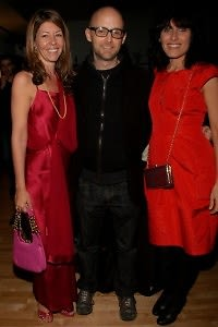 Cindi Cook, Moby, Lisa Edelstein