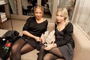 Charlotte Ronson, Chrissie Miller