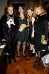 Diane Von Furstenberg, Laurence Durmenil, Jeromine Savignon, Bettina Graziani