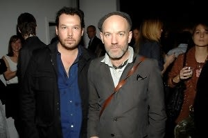 Neil Grayson, Michael Stipe