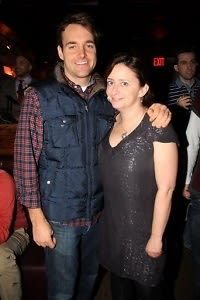 Will Forte, Rachel Dratch