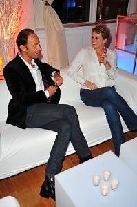 Alexis de Brosses, Cady Huffman