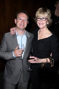 Simon Beaufoy, Jane Fonda