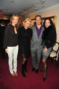 Charlotee Afaff, Lady Liliana Cavendish, Campion Platt, Tatiana Platt