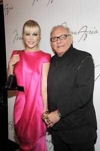 Tinsley Mortimer, Max Azria