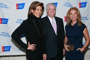Hoda Kotb, Don Distasio, Kathie Lee Gifford