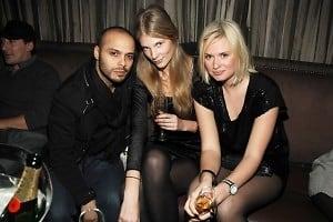 Richie Akiva, Lisa Wallman, Ronja Roupe