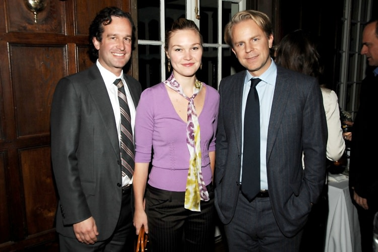 Boykin Curry, Julia Stiles, Justin Smith