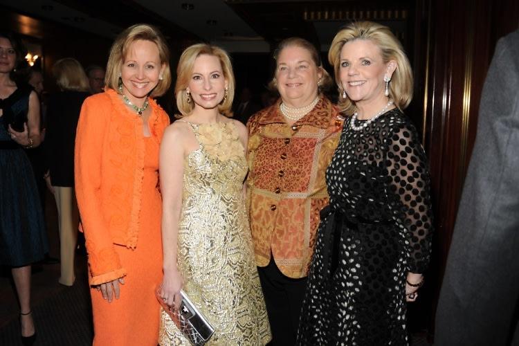 Deborah Royce, Gillian Miniter, Fernanda Kellogg, Mary Davidson