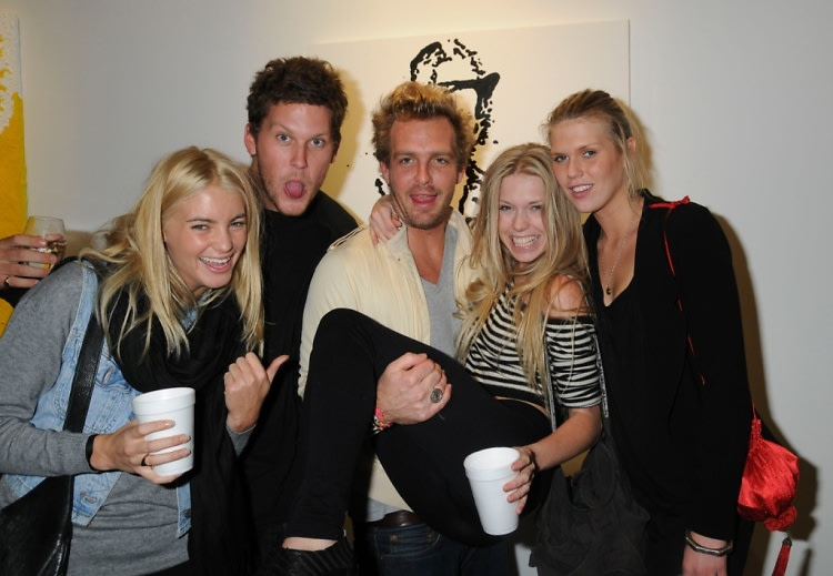 James Willis, Theodore Richards, Alexandra Richards