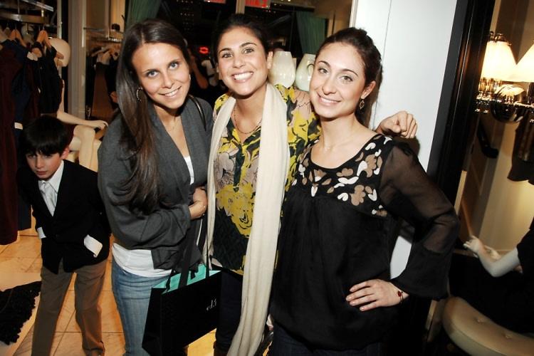 Jenny Klatt, Arielle Greenberg, Stephanie Wynne