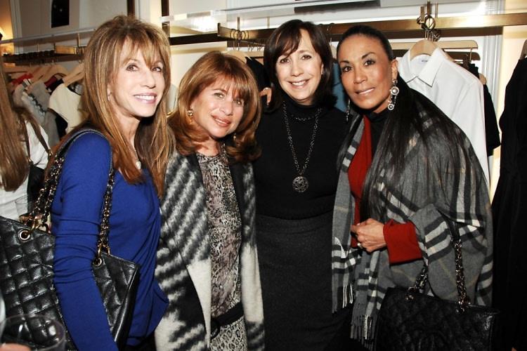 Lynne Tobias, Eileen Himmel, Andrea Milstein, Janet Greenberg