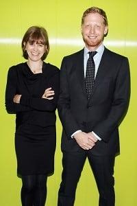 Tina Gaudoin, Matt Tyrnauer