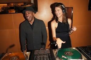 DJ Mel DeBarge, Blair Voltz Clarke