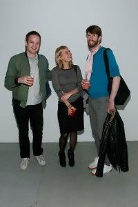 Matt Wolf, Lauren Cornell, Ian White