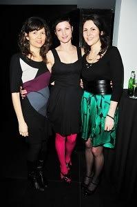 Autumn Tarleton, Helen Toomer, Stacey Foster