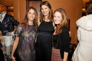 Meredith Darrow, Blair Voltz Clarke, Bettina Prentice