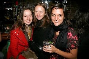 Emily Schiffer, Lyndsay McDonough, Donna Rickles