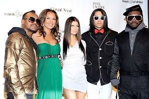 apl.de.ap, Vanessa Williams, Fergie, Taboo, Will.i.am