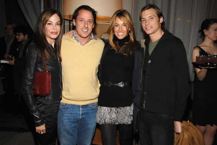 Allison Sarofim, Stuart Parr, Kelly Killoren Bensimon, Nick Stefanov