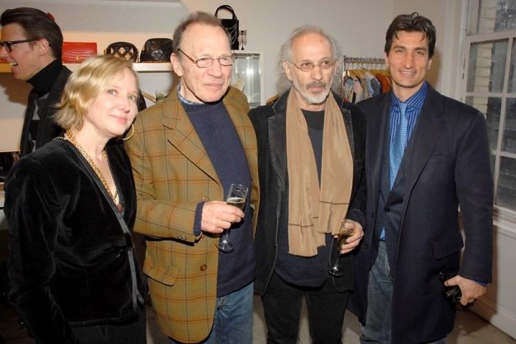 Anthony Hayden-Guest, Jerry Schatzberg, Anthony Petrillose