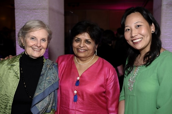 Janet Ross , Vishakha Desai , Julie Cho