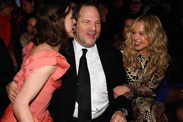Milla Jovovich, Harvey Wenstein, Rachel Zoe