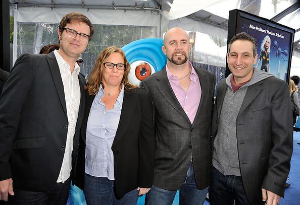 Rainn Wilson, Lisa Stewart, Conrad Vernon, Rob Letterman