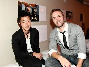 Aaron Yoo, Scott Porter
