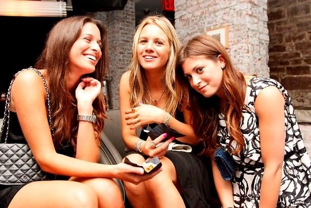 Lauren Levine, Tracy Dubb, Jamie Schneider