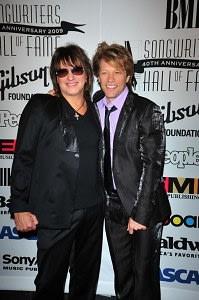 Richie Sambora, Jon Bon Jovi, Clint Black