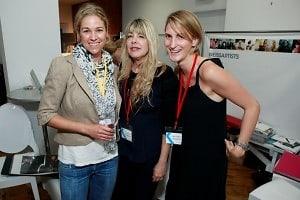 Sarah Kehoe, Karen Weiss, Alexis Tolbert