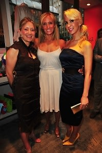 Janna Bullock, Pooneh, Tracy Stern