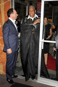 Andrew Saffir, Andre Leon Talley