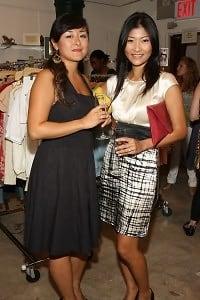 Sandy Wang, Liz Kwon