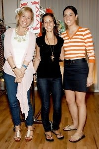 Jessica Torok, Leah Wilansky, Amy Longloin
