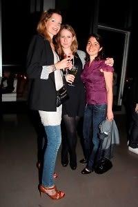 Claire Young, Caroline Page, Cara Smila,