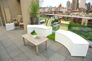 Garnier Party at MPE Penthouse