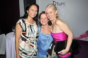 Liz Stern, Janine Francolini, Dame Lori Sutherland