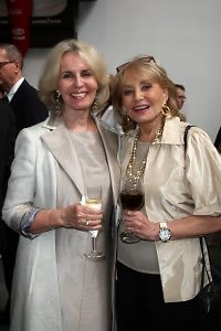 Sally Quinn, Barbara Walters