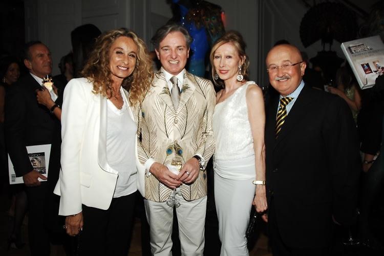 Ann Dexter-Jones, Geoffrey Bradfield, Merrill Stern, Carl Romanowski
