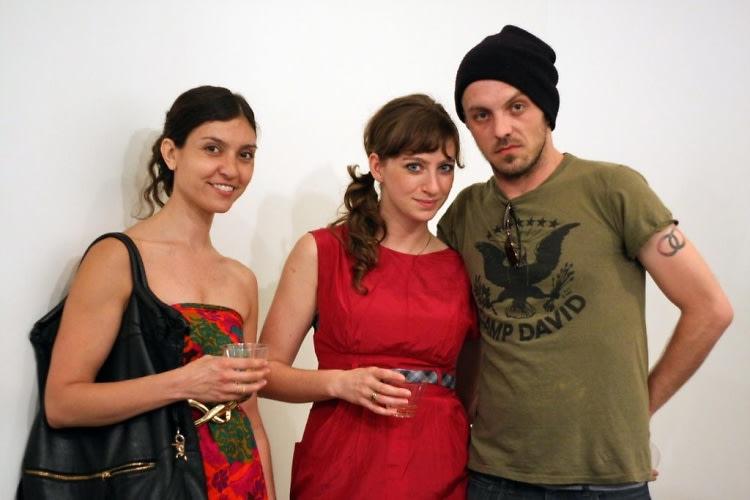 Emily Welsch, Rachel Prince, Benjamin Flaherty