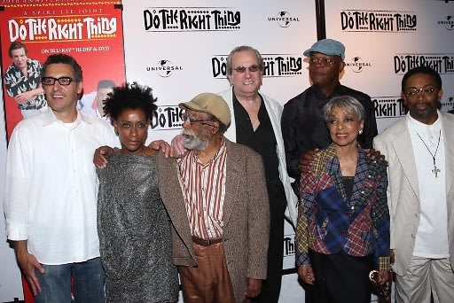 John Turturro, Joiie Lee, Bill Lee, Danny Aiello, Samuel L. Jackson, Ruby Lee, Spike Lee