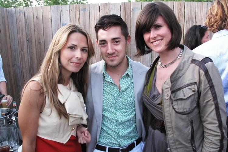 Marlene Marchewka, Michael Pollak, Emily Arden Wells