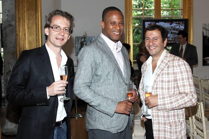 Olivier Lempereur, Elliott Barnes, Pascal Heni