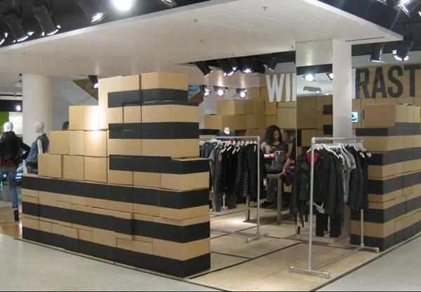 William Rast Pop-Up Shop