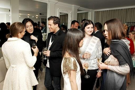 Gillian Hearst Simonds, Cho Cheng, Kristian Laliberte, Carol Han, Jessica Karcher, Miquelina Gambaccini