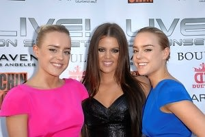 Kym McClay, Khloe Kardashian, Alex McClay